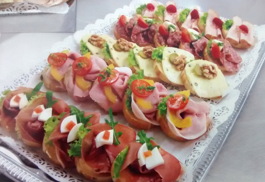 » Catering Angebot